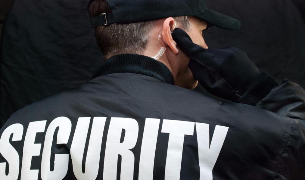 Охранная фирма, которая предоставляет нужные услуги