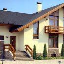 Теплый дом с утепленным фасадом