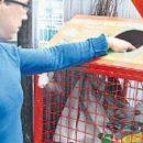 Мэр Набережных Челнов начал сортировать мусор