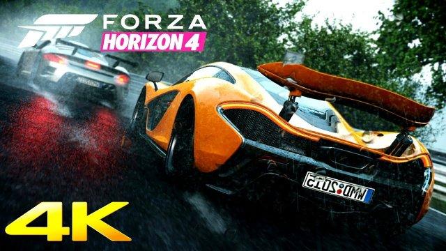Forza Horizon 4 засветилась в Бразилии
