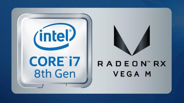 Процессор Intel с графикой AMD