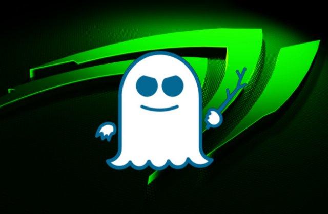 Видеокарты NVIDIA не подвержены уязвимостям Meltdown и Spectre