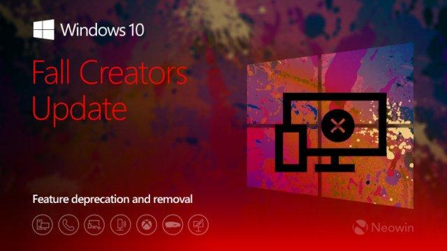 Windows 10 Fall Creators Update теперь доступно всем!