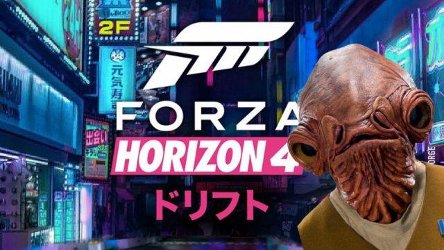 Еще одно подтверждение Forza Horizon 4