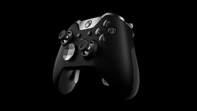 Microsoft готовит контроллер Xbox One Elite 2.0