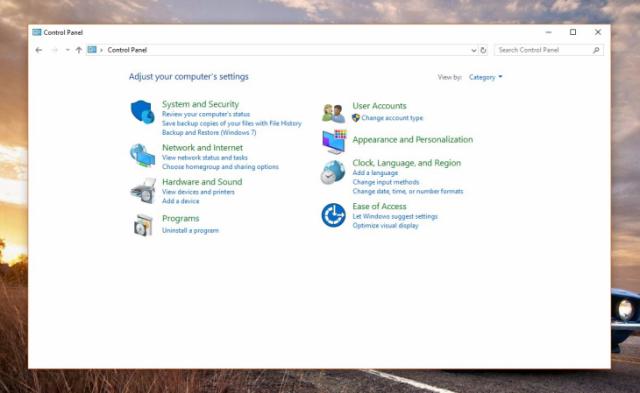 Шрифты в Windows 10 будут вскоре перенесены в Параметры