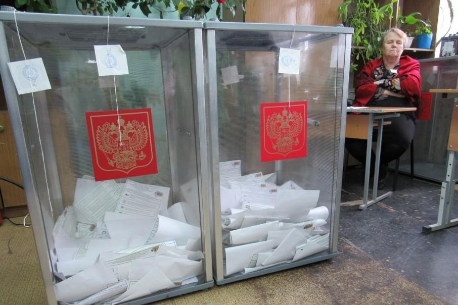 В день выборов порядок на избирательных участках в Зауралье будут охранять около 900 полицейских