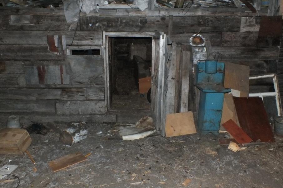 В Щучанском районе жители устроили притон
