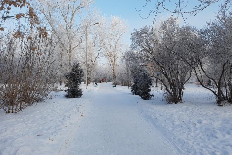 Ждите морозы: в Курганской области ждут аномально холодную погоду