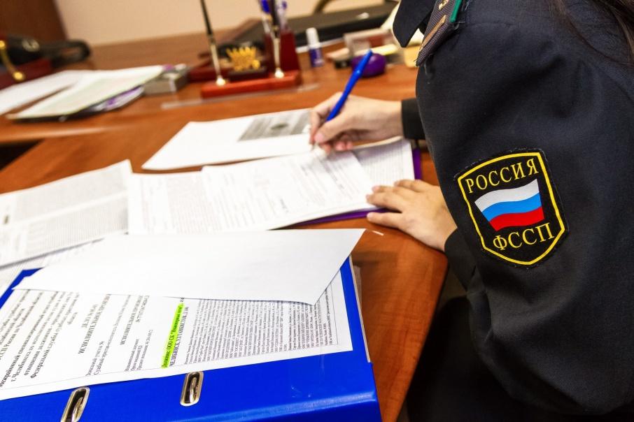 У жителя Петуховского района арестовали автомобиль за долги по штрафам