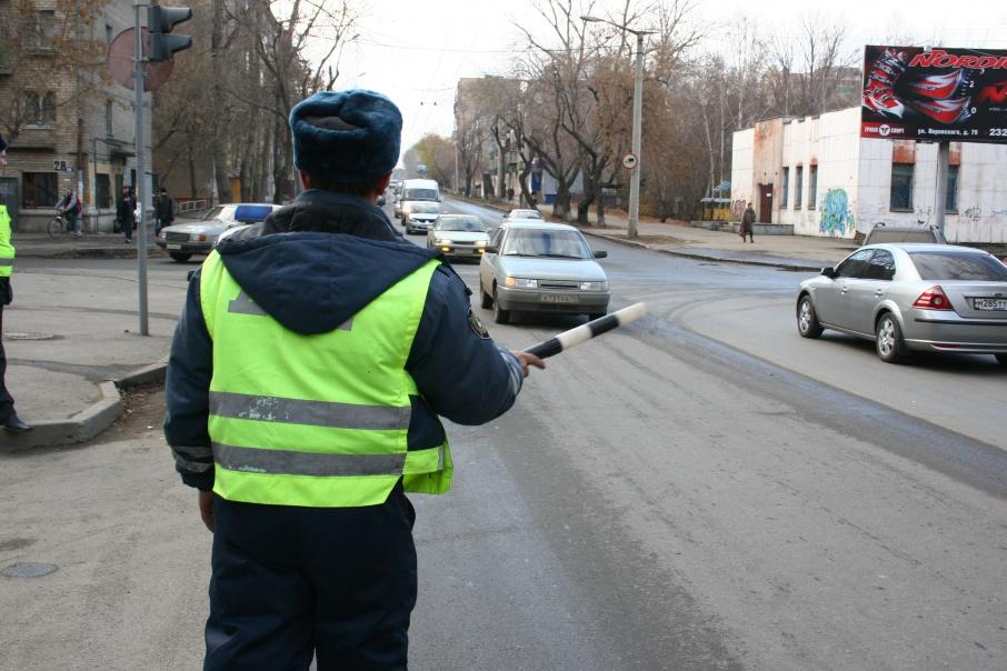 С сегодняшнего дня ГИБДД будут ловить на дорогах Зауралья нетрезвых водителей