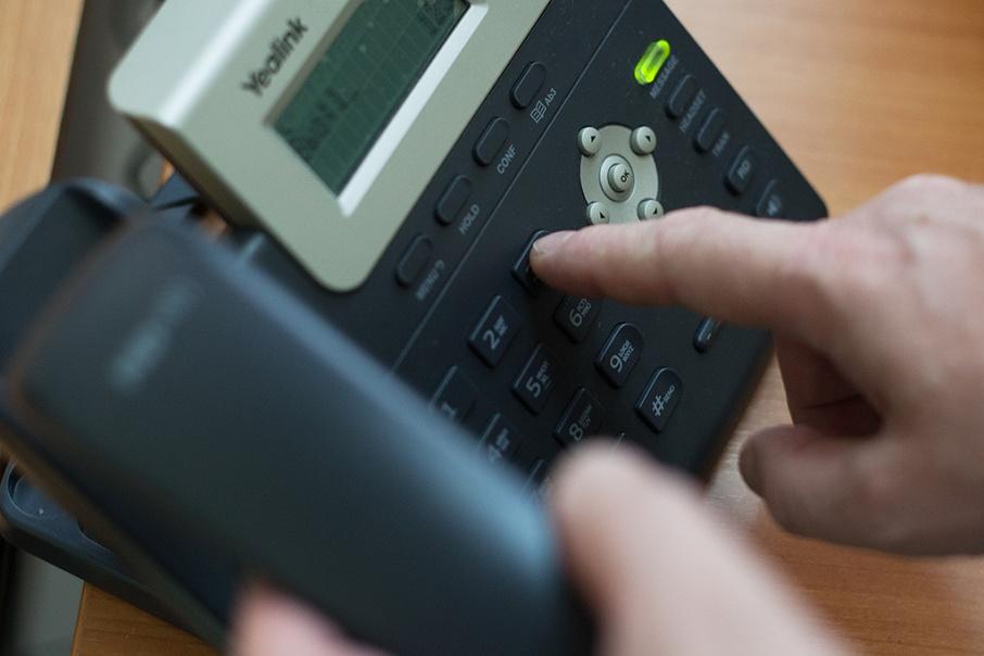 У тысячи абонентов в Кургане изменятся телефонные номера