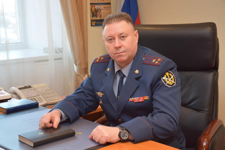 В Курганской области назначен руководитель регионального УФСИН России