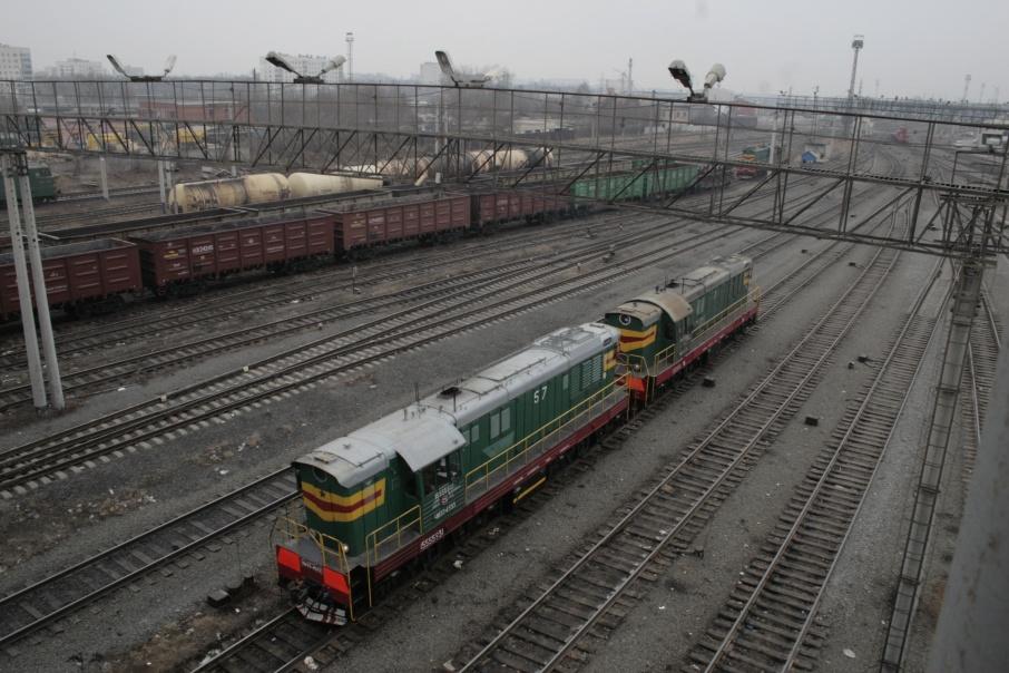 Первые вагоны с зерном из Зауралья отправились в Санкт-Петербург