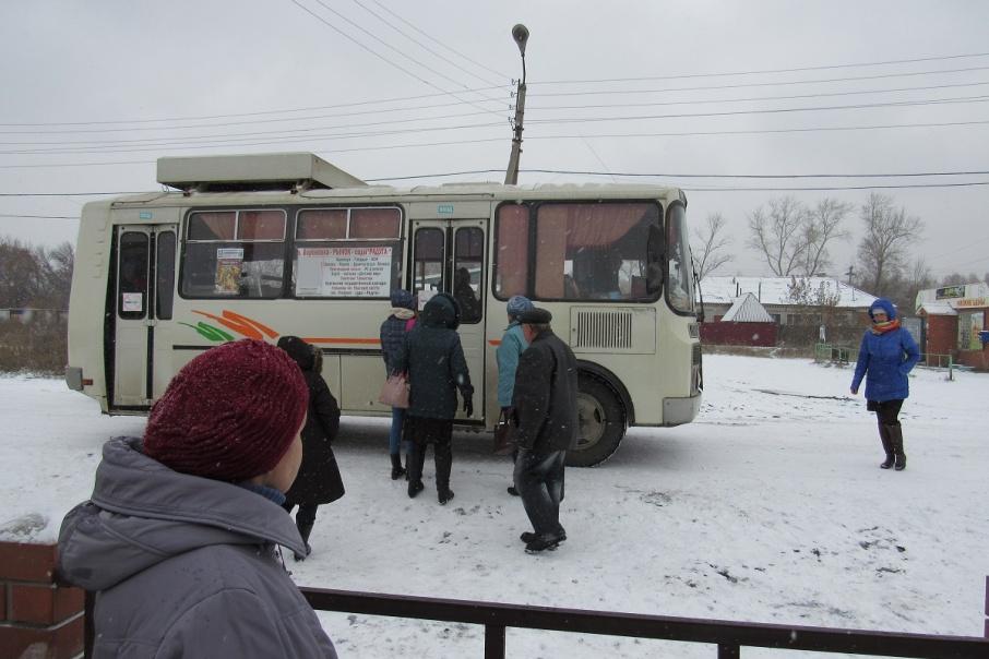Несколько автобусов Кургана меняют маршруты