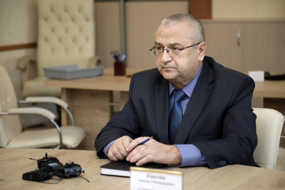 Герман Хмелёв: «Буду лоббировать, чтобы деньги доходили до учителей, а не закрывали дыры районного бюджета»