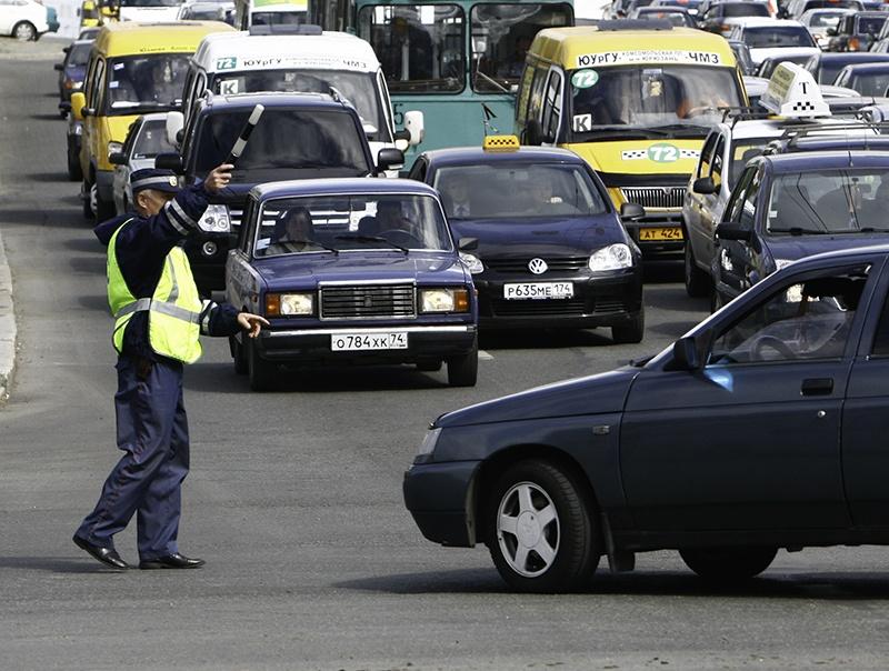 В Кургане задержали угонщика, который поехал на чужом авто по своим делам