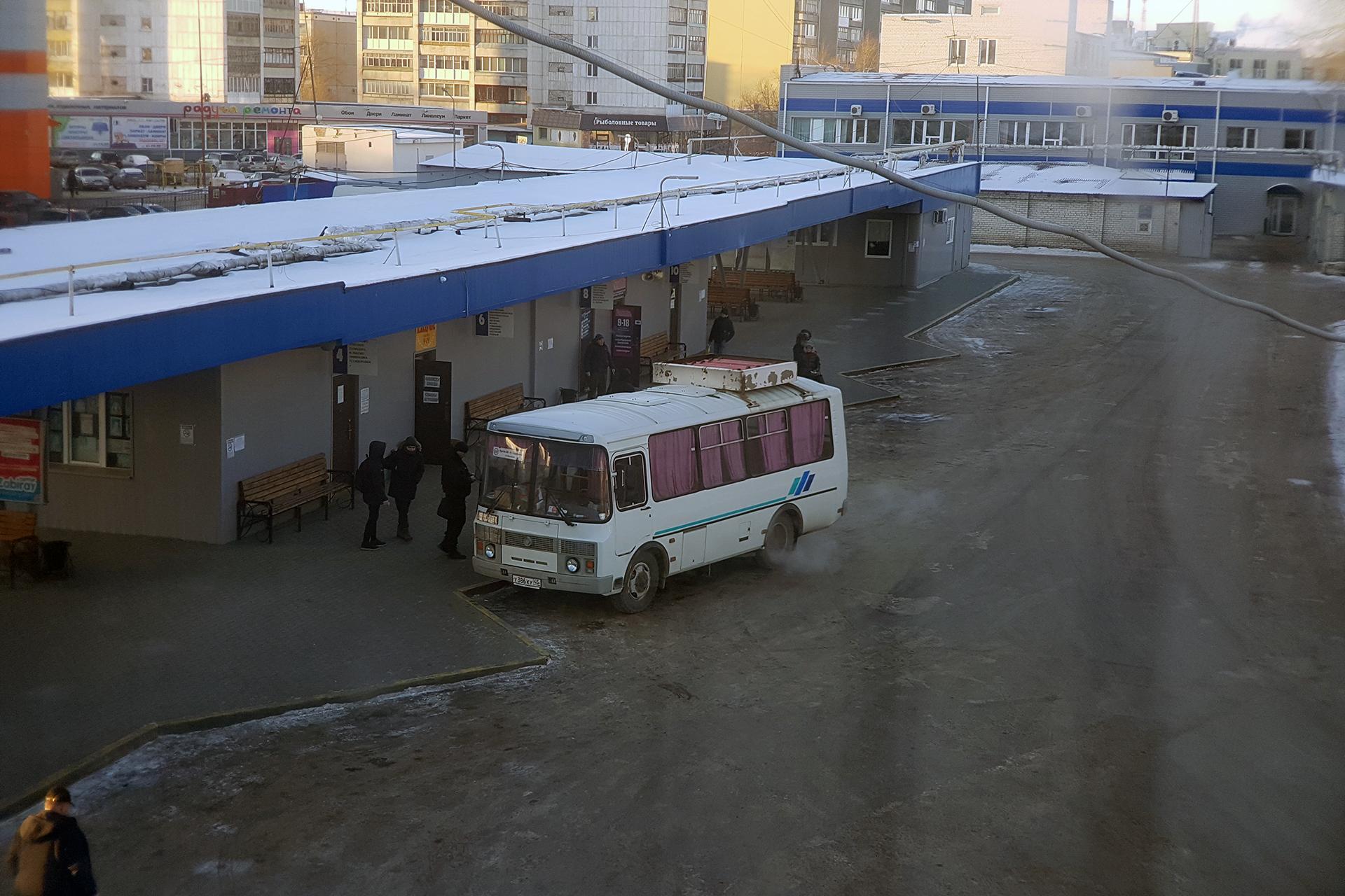 «Если экономически обосновано — почему бы и нет?»: Юрий Калинин об идее строительства второй автостанции