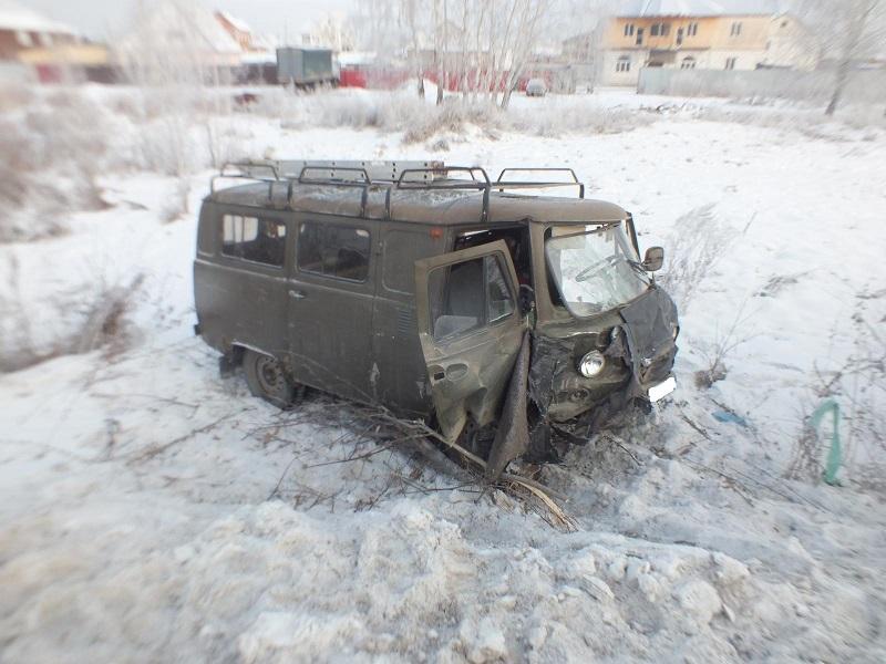 В Кургане в аварии погибла женщина, еще три пассажира получили травмы