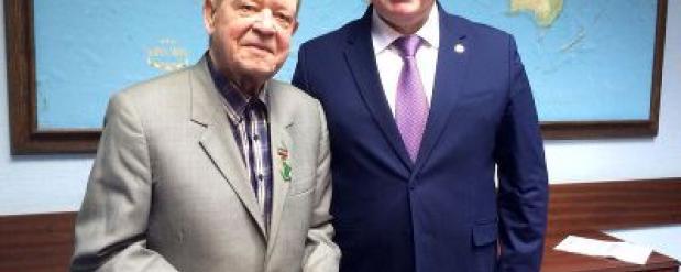 Почетным гражданином Набережных Челнов стал 88-летний москвич