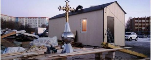 В Набережных Челнах хотят возродить затопленную в советские годы Никольскую церковь