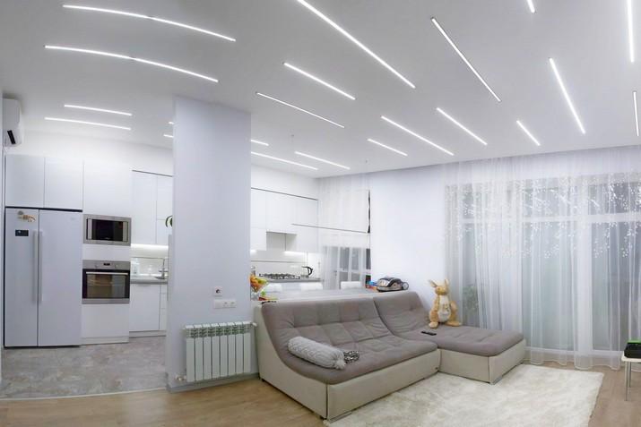 Светодиодное освещение для дома