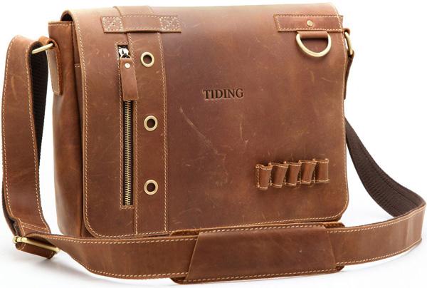 Мужские кожаные сумки для вас