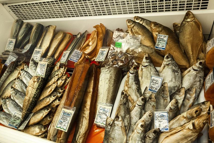 Часть продуктов он успел употребить: курганца обвиняют в краже двух рыб и семи бутылок пива