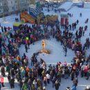 «Весна — это всегда приятно»: Андрей Потапов поздравил заозерцев с Масленицей