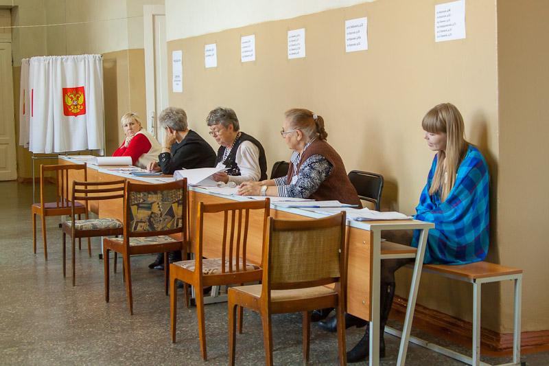 Курганские избирательные участки проверяют на бесперебойность связи
