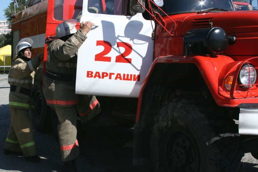Противопожарная служба Курганской области за год потушила 187 пожаров
