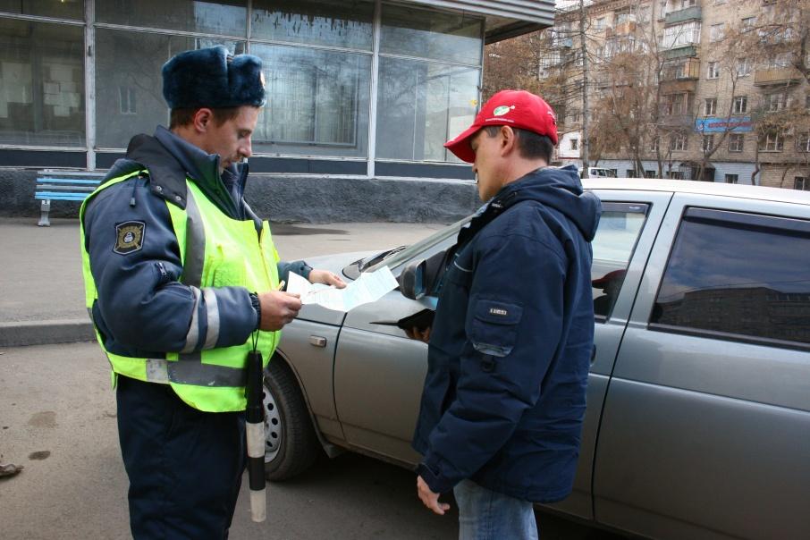 После Дня защитника Отечества водителей Зауралья проверят на трезвость