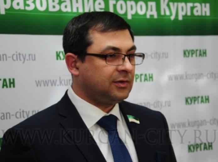 Роман Сергеечев перешел из законодательной в исполнительную власть по решению курганских депутатов