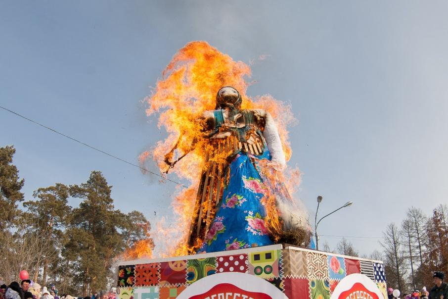 «Главный приз — барашек»: в Кургане отметят Масленицу в Центральном парке культуры и отдыха