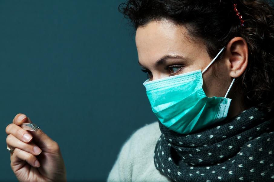 В Курганской области «проснулся» вирус свиного гриппа