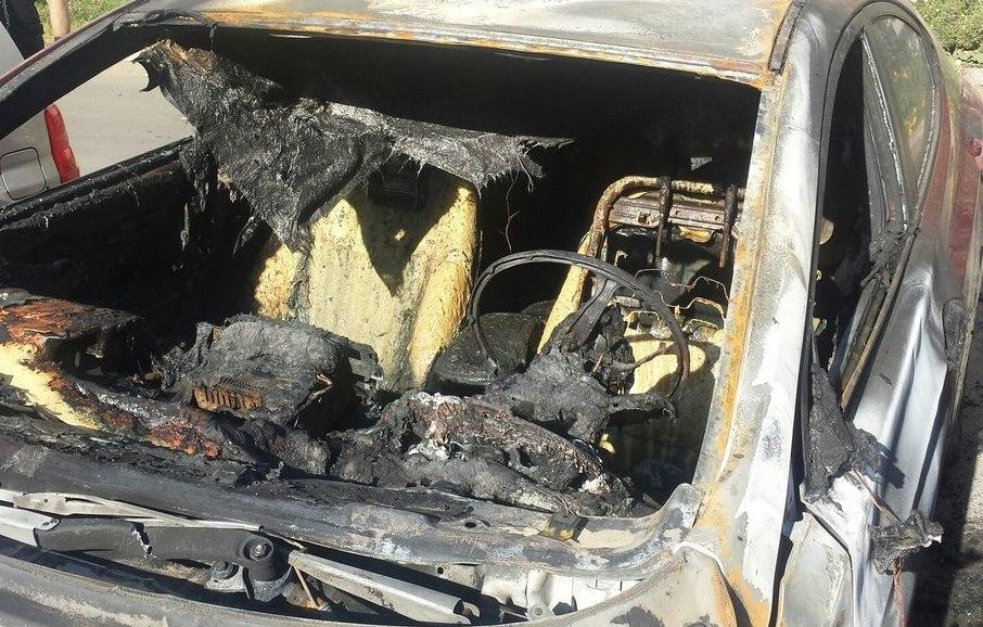 Житель Кетово сядет в тюрьму на два с половиной года за поджог автомобиля