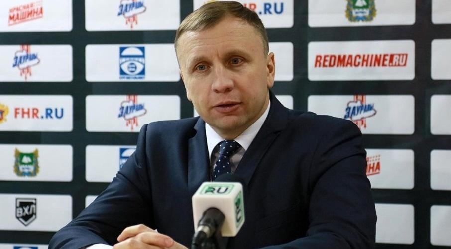 Главный тренер «Зауралья» покинул клуб
