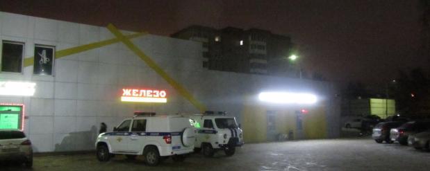 В Нижнекамске полицейские задержали грабителя