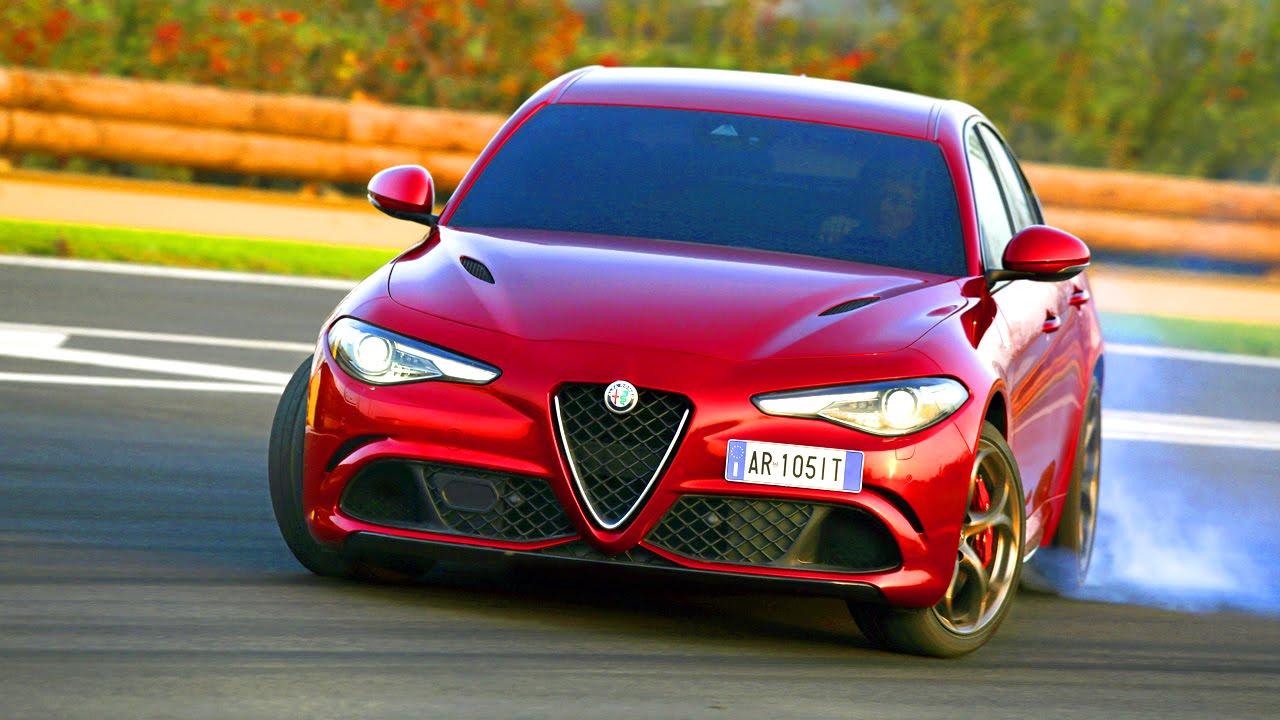 Alfa Romeo от официального автосалона в Киеве