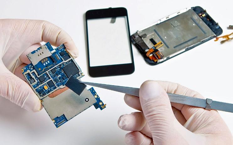 Сервисный центр по ремонту телефонов и портативной техники