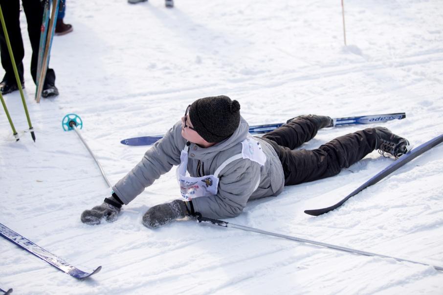 «Знак ГТО на груди у него»: курганцы проверят свои силы в беге на лыжах