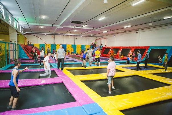 Jump Park для отдыха и развития детей