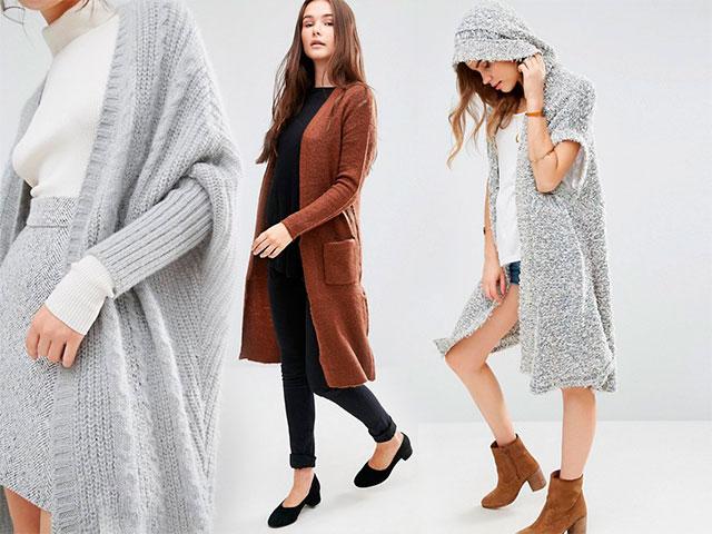 Оптовая покупка модных женских кардиганов