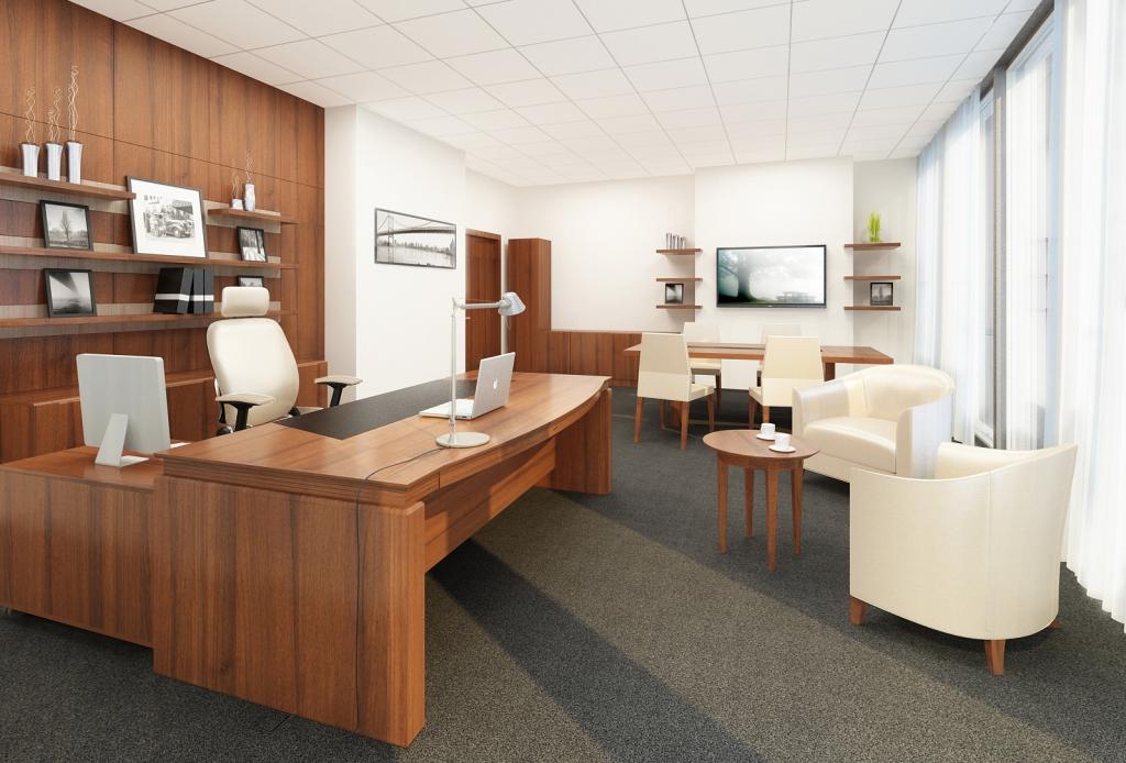 Лучшие офисные столы Ламелио