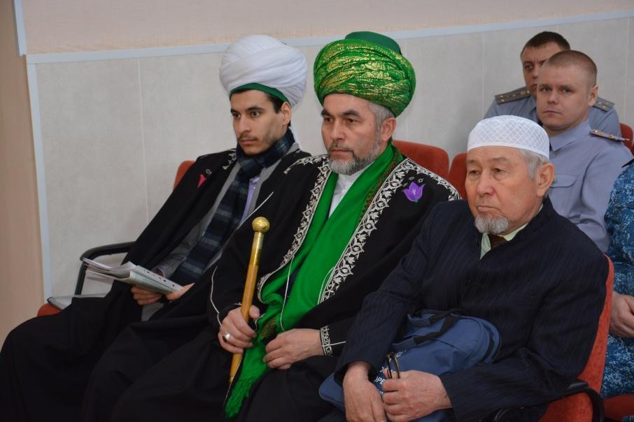 Свобода вероисповедания в условиях лишения свободы: в Зауралье прошел круглый стол по исламу