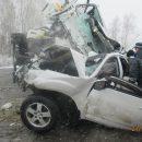В апреле каждое шестое ДТП на курганских дорогах произошло из-за выезда на встречку