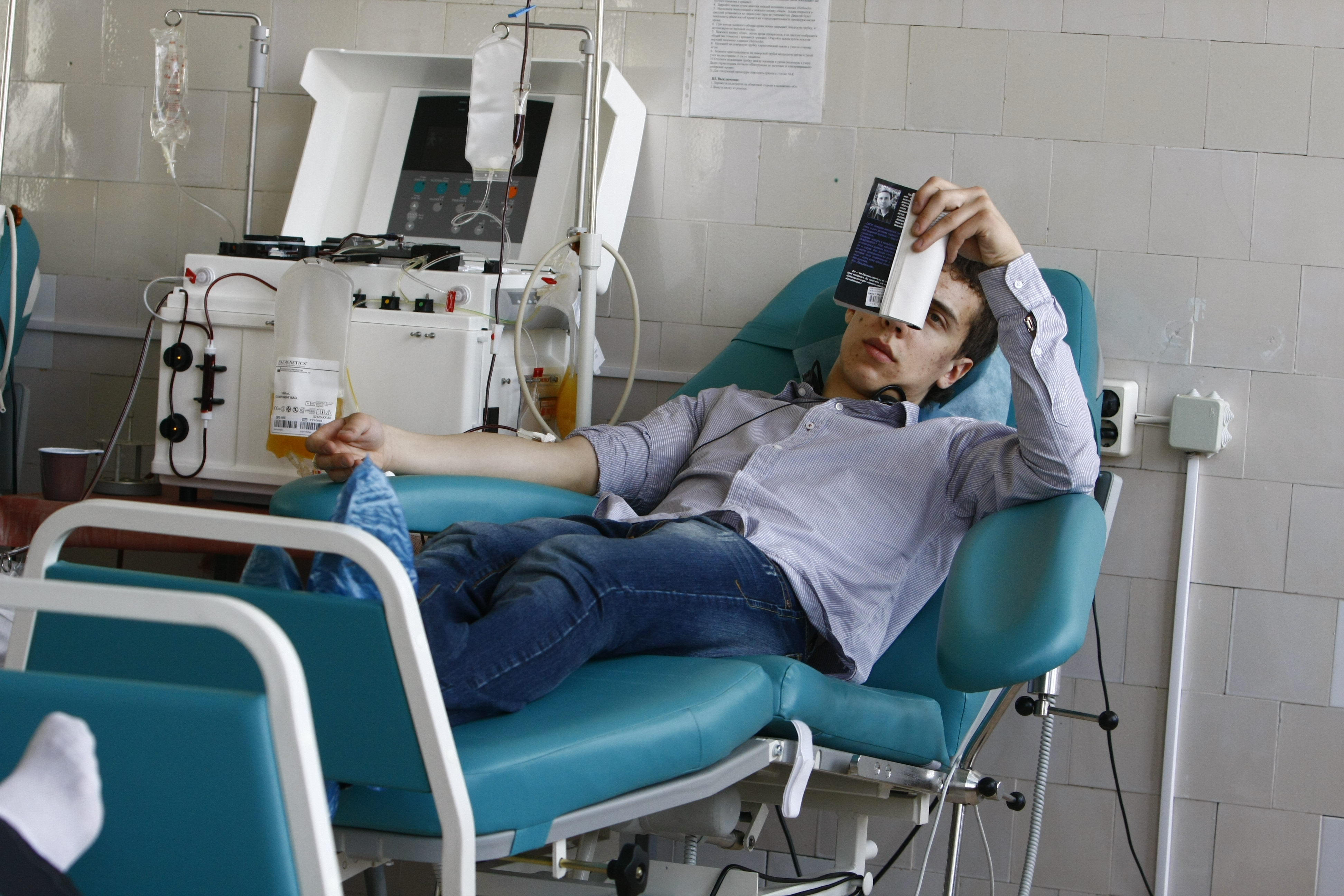 «Кровиночка моя»: как стать донором в Кургане и что вам за это будет