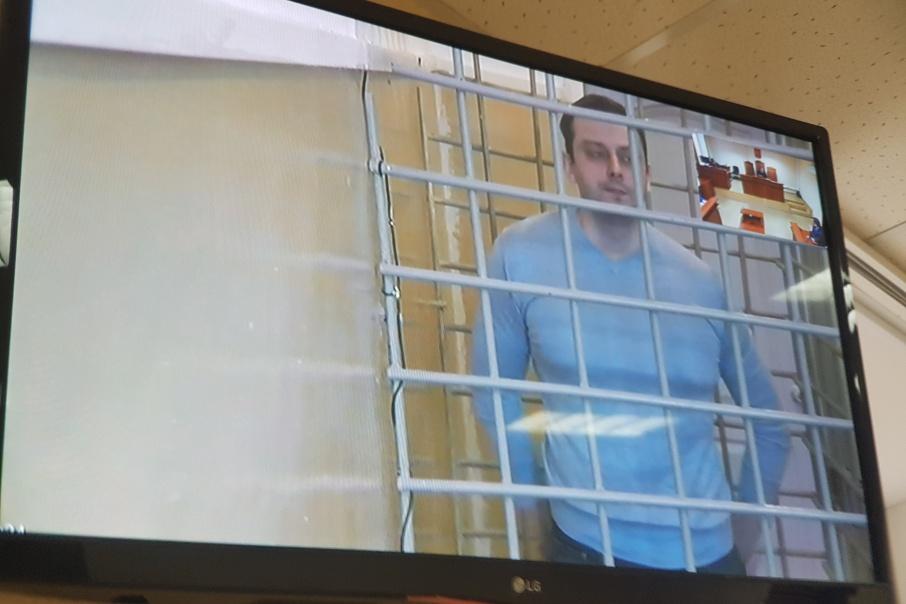 Следствие ходатайствует о продлении ареста Владимира Рыжука на 23 дня