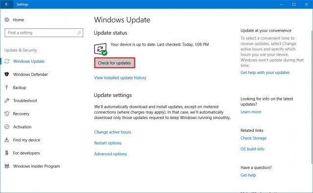 Распространённые проблемы при установке Windows 10 April 2018 Update и их решения