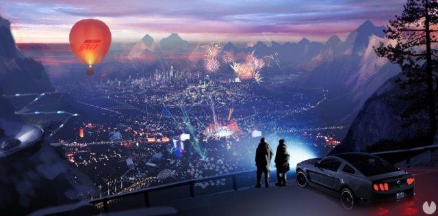 В Сети были замечены концепты Forza Horizon 4